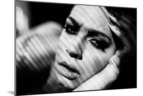 Sensuality-Martin Krystynek-Mounted Photographic Print