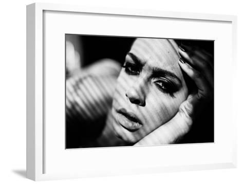 Sensuality-Martin Krystynek-Framed Art Print