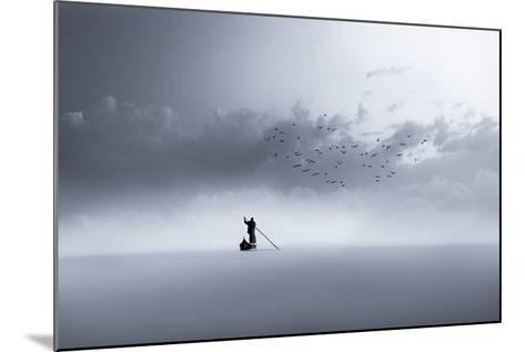 The Way Back-Mohammed Sattar-Mounted Photographic Print
