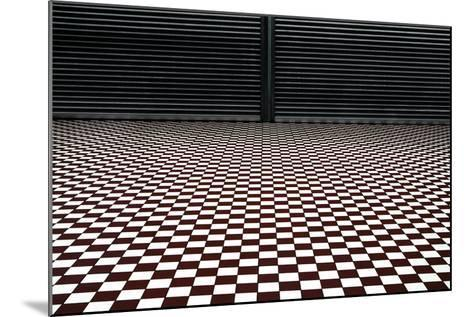 The Hypnotic Floor-Gilbert Claes-Mounted Photographic Print