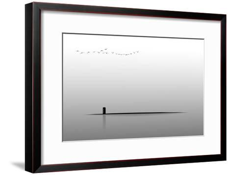 Payphone-Bocah Bocor-Framed Art Print
