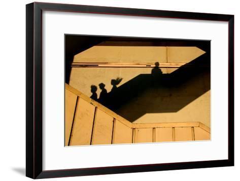 Untitled- Tahir.Uzun52-Framed Art Print