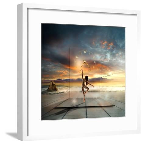 In My Dreams ...-Franziskus Pfleghart-Framed Art Print