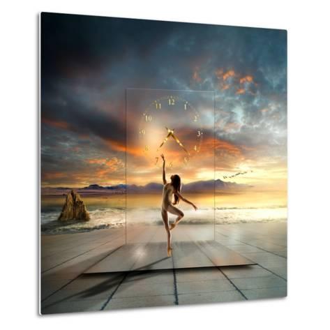 In My Dreams ...-Franziskus Pfleghart-Metal Print