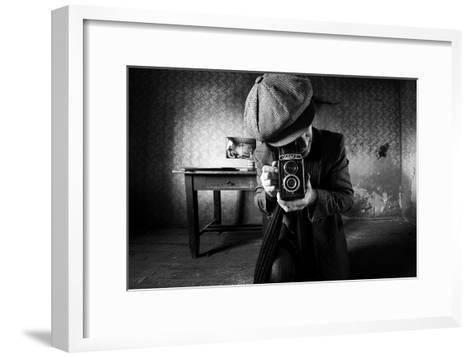 Untitled-Mario Grobenski --Framed Art Print