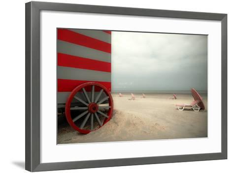 Red Wagon-Gilbert Claes-Framed Art Print