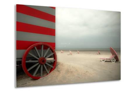 Red Wagon-Gilbert Claes-Metal Print