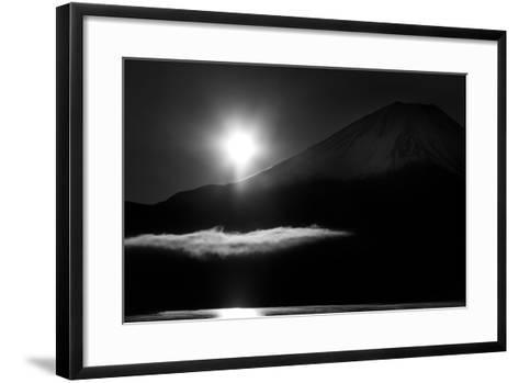 Light and Darkness-Akihiro Shibata-Framed Art Print