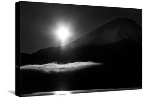Light and Darkness-Akihiro Shibata-Stretched Canvas Print