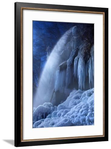 Frozen in the Moonlight-Franz Schumacher-Framed Art Print