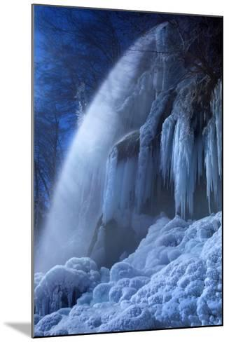 Frozen in the Moonlight-Franz Schumacher-Mounted Photographic Print