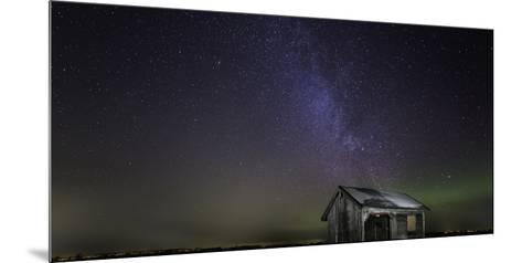 Nasty Light Pollution- Harriaho.Com-Mounted Photographic Print
