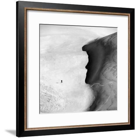 Discussion-Peter Svoboda-Framed Art Print