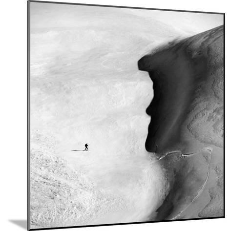 Discussion-Peter Svoboda-Mounted Photographic Print