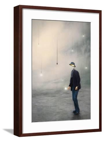 Illumination-Baden Bowen-Framed Art Print