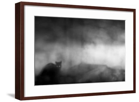 Untitled-Tudor Amot-Framed Art Print
