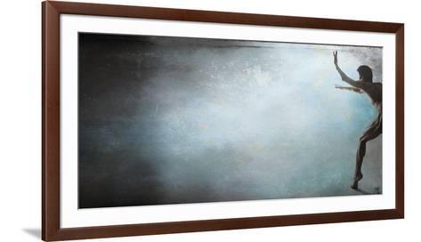 Light Ahead II-Ddiarte-Framed Art Print