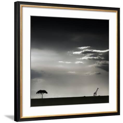 15 Minutes of Happiness-Piet Flour-Framed Art Print