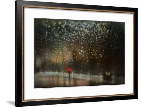 Le Pont Alexandre III-Sol Marrades-Framed Art Print