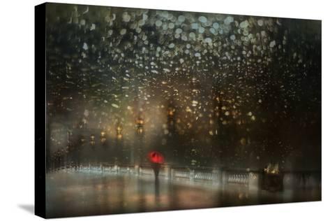 Le Pont Alexandre III-Sol Marrades-Stretched Canvas Print
