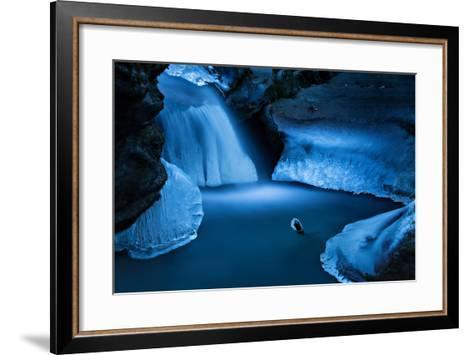 Ice Sculptures-Michel Manzoni-Framed Art Print