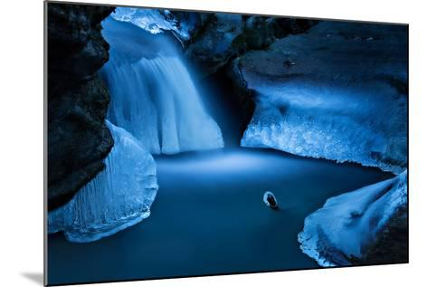 Ice Sculptures-Michel Manzoni-Mounted Photographic Print