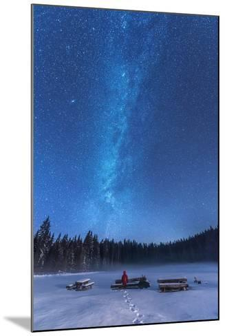 Under the Starry Night-Ales Krivec-Mounted Photographic Print