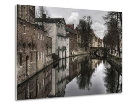 Reflections of the Past ...-Yvette Depaepe-Metal Print