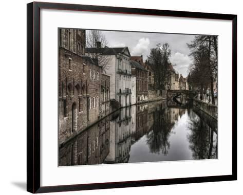 Reflections of the Past ...-Yvette Depaepe-Framed Art Print