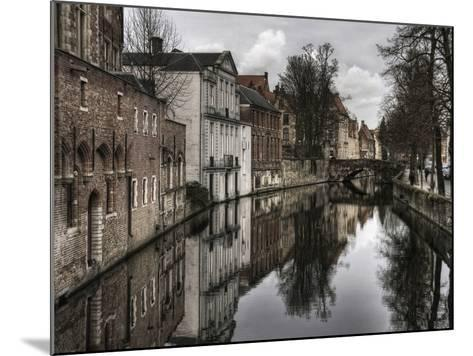 Reflections of the Past ...-Yvette Depaepe-Mounted Photographic Print