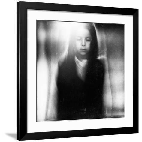Silence and Soul-Amir Bajrich-Framed Art Print