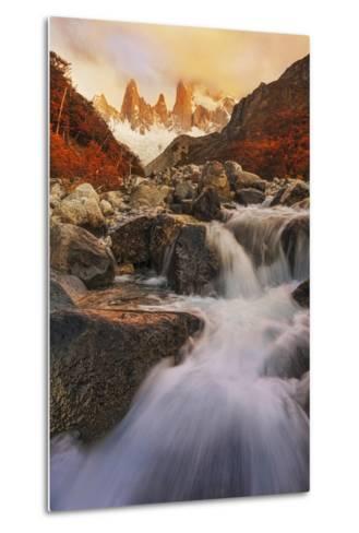 Autumn Impression-Yan Zhang-Metal Print