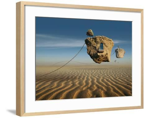 Untitled-Radoslav Penchev-Framed Art Print