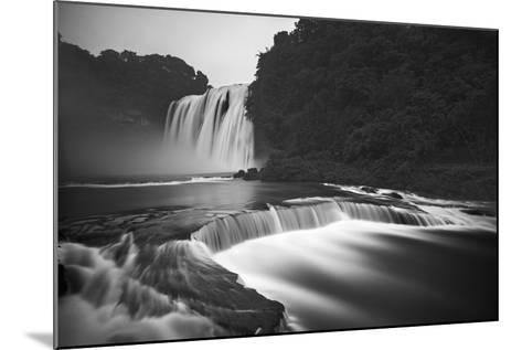 Huangguoshu Waterfalls-Yan Zhang-Mounted Photographic Print