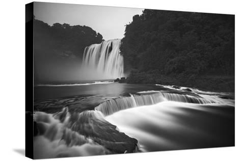 Huangguoshu Waterfalls-Yan Zhang-Stretched Canvas Print