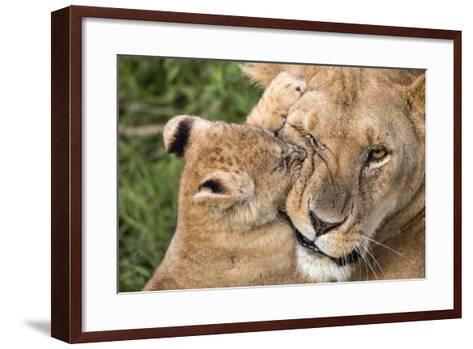 Mother Love-Alessandro Catta-Framed Art Print
