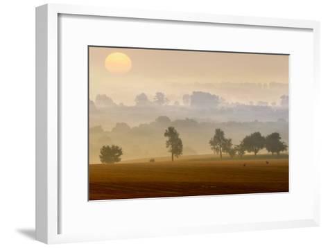 Morning View-Piotr Krol (Bax)-Framed Art Print