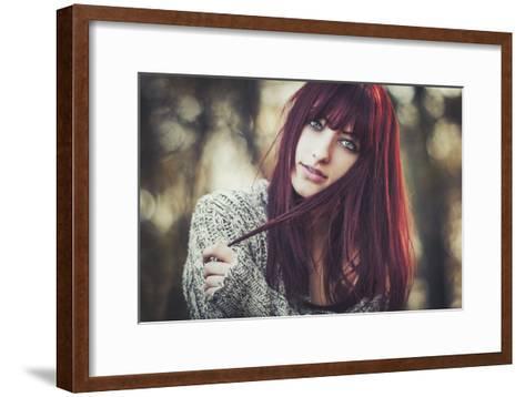 Alexandra-Arnold Eszenyi-Framed Art Print