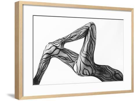 Take ...-Doris Reindl-Framed Art Print