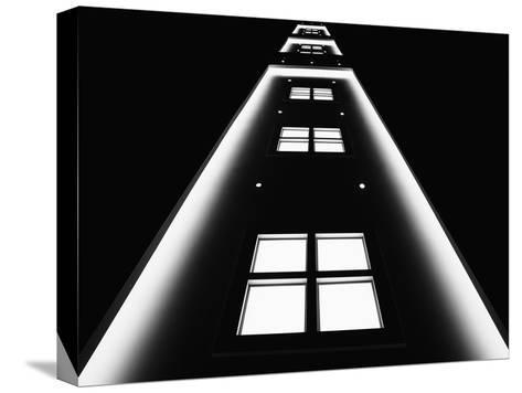 Windows-Jutta Kerber-Stretched Canvas Print
