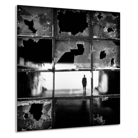 Fractures-Darko Cuder-Metal Print