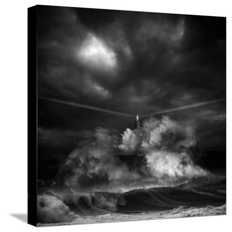 Muro Time-Pedro Sánchez-Stretched Canvas Print