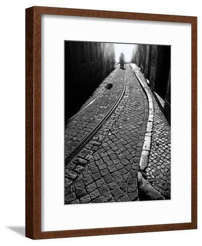 Ahead of Me-Bj Yang-Framed Art Print
