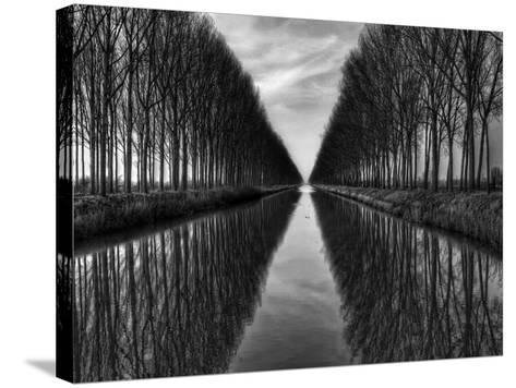 Vanished to the Infinite-Yvette Depaepe-Stretched Canvas Print