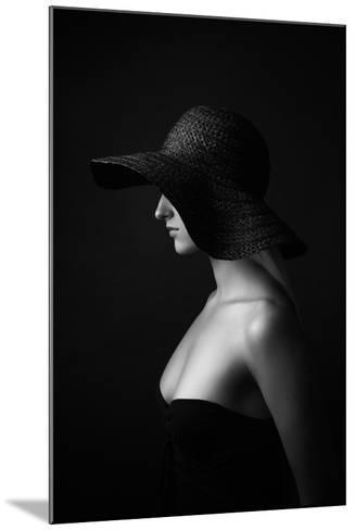 Jane Doe-Alexey Frolov-Mounted Photographic Print