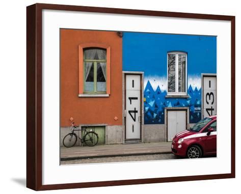 Life Styles-Luc Vangindertael-Framed Art Print
