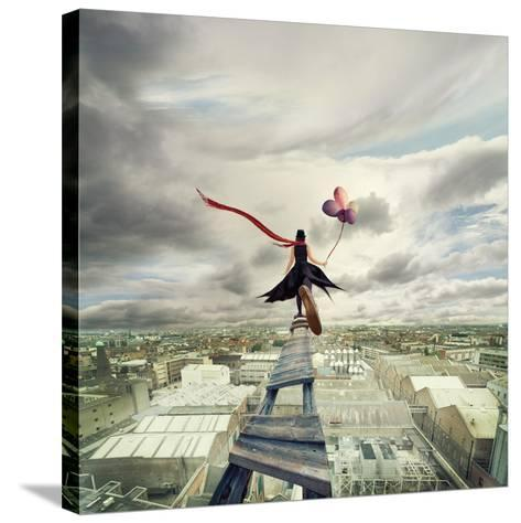 I Belong to You-Martin Marcisovsky-Stretched Canvas Print