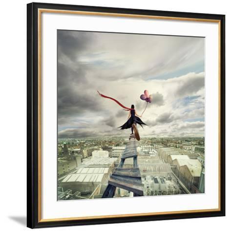 I Belong to You-Martin Marcisovsky-Framed Art Print