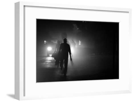 Spiritless-Harsa Mitra-Framed Art Print