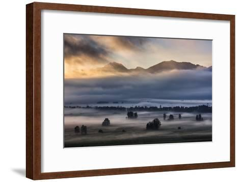 Autumn Morning...-Nina Pauli-Framed Art Print